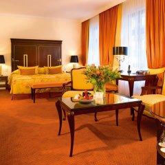 Отель Bülow Palais Германия, Дрезден - 3 отзыва об отеле, цены и фото номеров - забронировать отель Bülow Palais онлайн комната для гостей фото 3