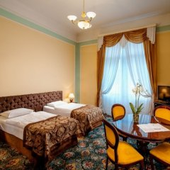 Гостиница Жорж Львов комната для гостей фото 6