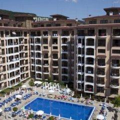 Апарт-отель Bendita Mare Золотые пески вид на фасад