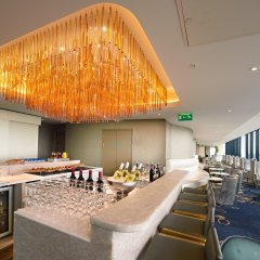 Отель Hilton Manchester Deansgate Манчестер помещение для мероприятий