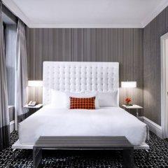 Отель The Moderne 4* Номер Делюкс с двуспальной кроватью