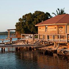 Отель Laguna Beach Resort Остров Утила приотельная территория фото 2