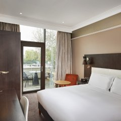 DoubleTree by Hilton Hotel London - Hyde Park комната для гостей фото 7