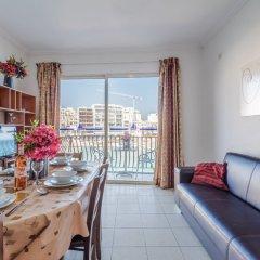 Апартаменты Spinola Bay Сан Джулианс комната для гостей фото 4