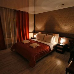 Elysium Hotel 3* Номер Делюкс с различными типами кроватей фото 13