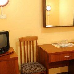 Гостиница Золотой Колос Номер Эконом разные типы кроватей фото 6