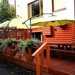 Гостевой дом Auksine Avis балкон