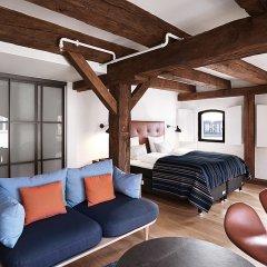 71 Nyhavn Hotel 5* Люкс с различными типами кроватей фото 4