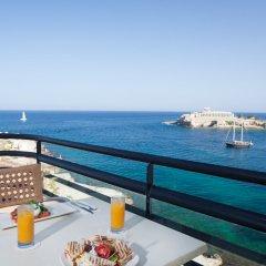 Marina Hotel Corinthia Beach Resort балкон фото 2