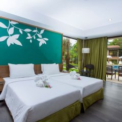 Отель The Leaf On The Sands by Katathani комната для гостей фото 3