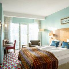 Отель Tivoli Hotel Дания, Копенгаген - 3 отзыва об отеле, цены и фото номеров - забронировать отель Tivoli Hotel онлайн комната для гостей фото 4