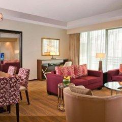 Отель Swissotel Living Al Ghurair Dubai Люкс повышенной комфортности с различными типами кроватей