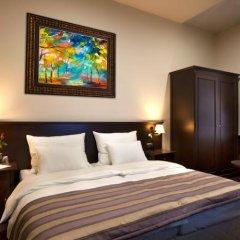 Отель Bambur Residence Чехия, Прага - отзывы, цены и фото номеров - забронировать отель Bambur Residence онлайн комната для гостей