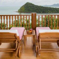 Отель Santhiya Koh Yao Yai Resort & Spa 5* Люкс с различными типами кроватей фото 9