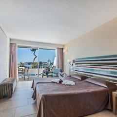 Отель Aparthotel Ponent Mar Улучшенные апартаменты с различными типами кроватей фото 3