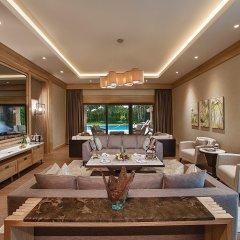 Regnum Carya Golf & Spa Resort 5* Улучшенная вилла с различными типами кроватей фото 5