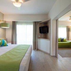 Отель Grand Sirenis Punta Cana Resort Casino & Aquagames 4* Семейный люкс с различными типами кроватей фото 2