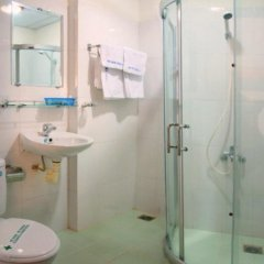 Golden Lotus Hotel Sen Vang Нячанг ванная