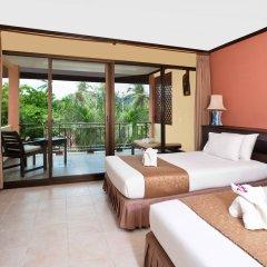 Отель Pinnacle Samui Resort комната для гостей
