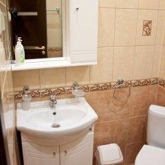 Гостиница Сайран в Ярославле 3 отзыва об отеле, цены и фото номеров - забронировать гостиницу Сайран онлайн Ярославль ванная фото 3