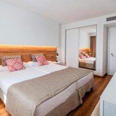 Отель Aparthotel Ponent Mar Апартаменты комфорт с различными типами кроватей