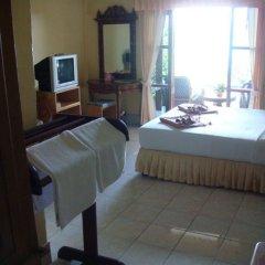 Отель Baan Karon Hill Phuket Resort 3* Бунгало с различными типами кроватей