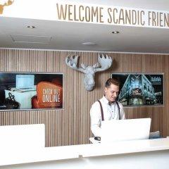 Отель Scandic Berlin Kurfurstendamm Берлин интерьер отеля