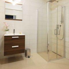 Отель Alveo Suites Чехия, Прага - отзывы, цены и фото номеров - забронировать отель Alveo Suites онлайн ванная фото 2