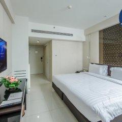 Mandarin Hotel Managed by Centre Point 4* Номер Делюкс с различными типами кроватей