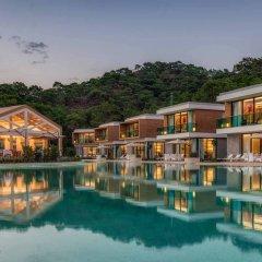 Rixos Premium Tekirova Турция, Кемер - 2 отзыва об отеле, цены и фото номеров - забронировать отель Rixos Premium Tekirova - All Inclusive онлайн вид на фасад