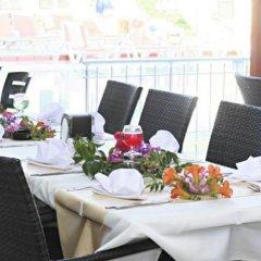 Side Sunberk Hotel - All Inclusive питание
