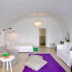 Отель Santorini Secret Suites & Spa 5* Люкс Absolute с различными типами кроватей