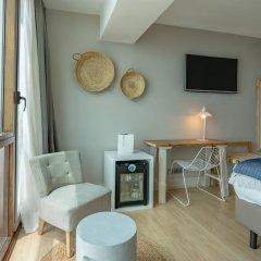 Отель Vincci Puertochico 4* Улучшенный номер с различными типами кроватей фото 4