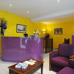 Hotel Auriane Porte de Versailles интерьер отеля