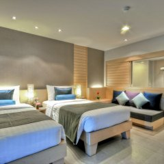 The Ashlee Heights Patong Hotel & Suites комната для гостей