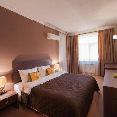 Гостиница Горная Резиденция АпартОтель комната для гостей фото 3