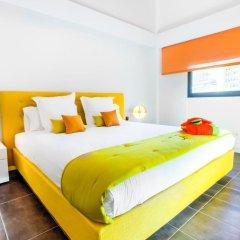 Апартаменты Cosmo Apartments Sants Пентхаус-апартаменты
