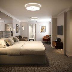 Strand Palace Hotel 4* Номер Делюкс с различными типами кроватей фото 8