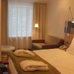 Спектр бизнес-отель Таганская Москва комната для гостей фото 7