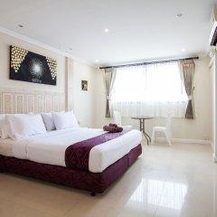 Отель Natural Beach Паттайя комната для гостей фото 2
