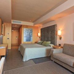 Отель Lopesan Baobab Resort 5* Представительский номер с различными типами кроватей фото 4