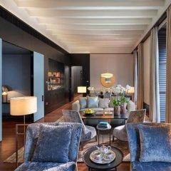 Отель Mandarin Oriental, Milan 5* Президентский люкс с различными типами кроватей фото 3
