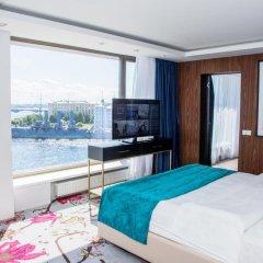 Отель Санкт-Петербург 4* Номер Делюкс Нева