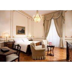 Hotel Quirinale 4* Представительский номер с различными типами кроватей