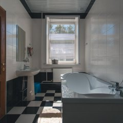 Гостиница Бизнес-Турист Апартаменты с различными типами кроватей фото 17