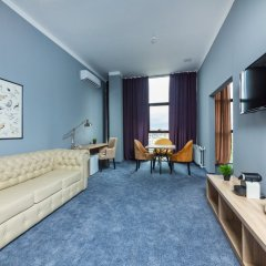 Гостиница Beton Brut 4* Люкс с разными типами кроватей фото 10