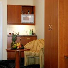 Отель Suite Hotel 900 m zur Oper Австрия, Вена - 1 отзыв об отеле, цены и фото номеров - забронировать отель Suite Hotel 900 m zur Oper онлайн удобства в номере