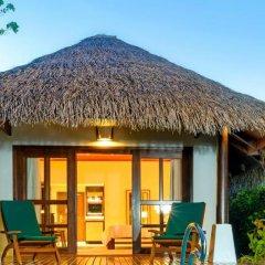Отель Sheraton Maldives Full Moon Resort & Spa 5* Коттедж с различными типами кроватей фото 3