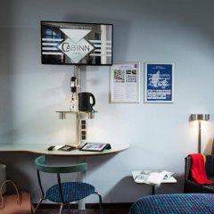 CABINN Metro Hotel 2* Номер Captain class с различными типами кроватей фото 2