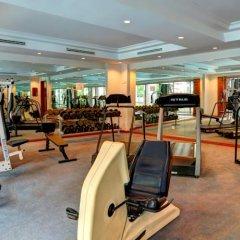 Отель Orchard Grand Court фитнесс-зал